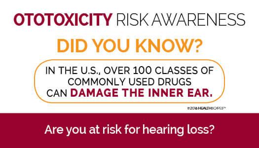Ototoxicity Risk Awareness