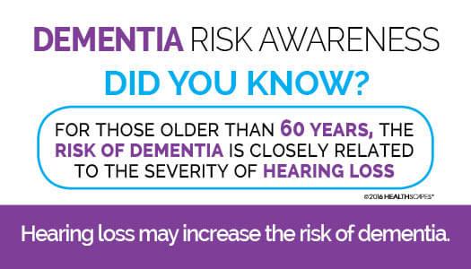 Dementia Risk Awareness